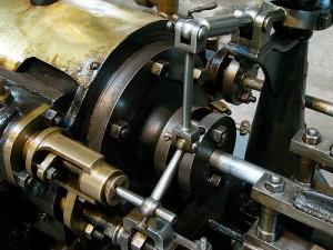 機械の部品